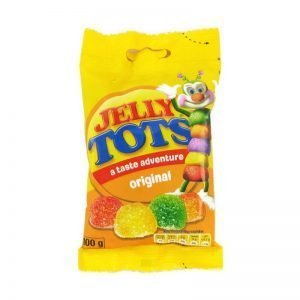 Wilson Jelly Tots Original 100g Bag