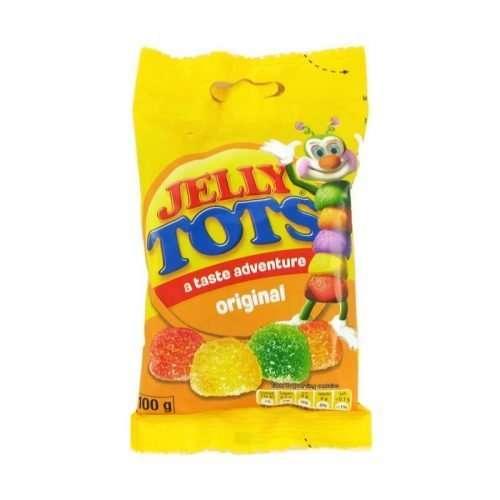 Wilson Jelly Tots Original 100g Bag