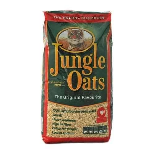 Jungle Oats 1kg Bag