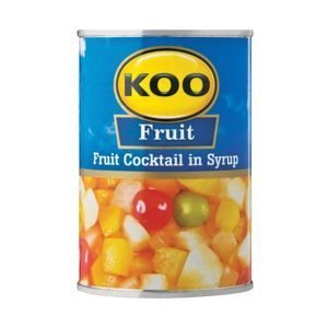 Koo Canned Fruit Fruit Cocktail 410g