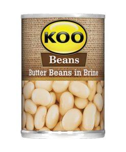 KOO Butter Beans 410g