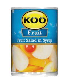 KOO Canned Fruit Fruit Salad 410g