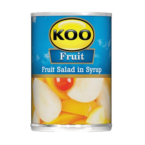 KOO Canned Fruit Fruit Salad 410g