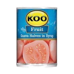KOO Canned Fruit Guava Halves 825g