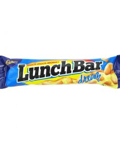 Cadbury Lunch Bar White Choc 48g