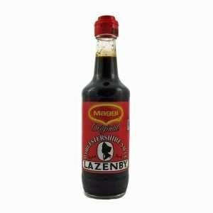 Lazenby Worcester Sauce 250ml