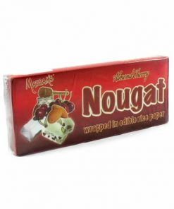 Massam's Nougat Almond Cherry 6pk