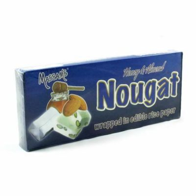 Massam's Nougat Honey Almond 6pk
