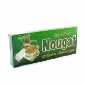 Massam's Nougat Honey & Cashew 6pk