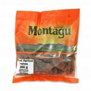 Montagu Royal Apricot Halves 250g