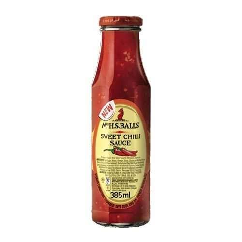 Mrs Balls Sauce - Chilli