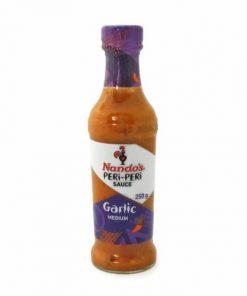 Nando's Peri Peri Garlic 250ml bottle