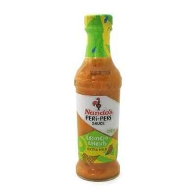 Nando's Peri Peri Lemon & herb 250ml bottle