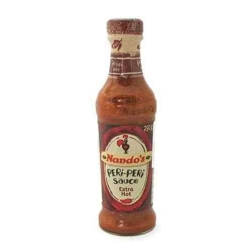 Nando's Peri Peri Extra Hot Sauce 250ml bottle