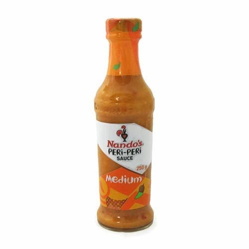 Nando's Peri Peri Medium 250ml bottle