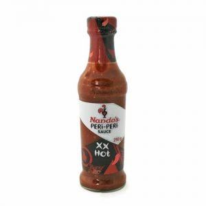 Nando's Peri Peri Extra Extra Hot 250ml bottle