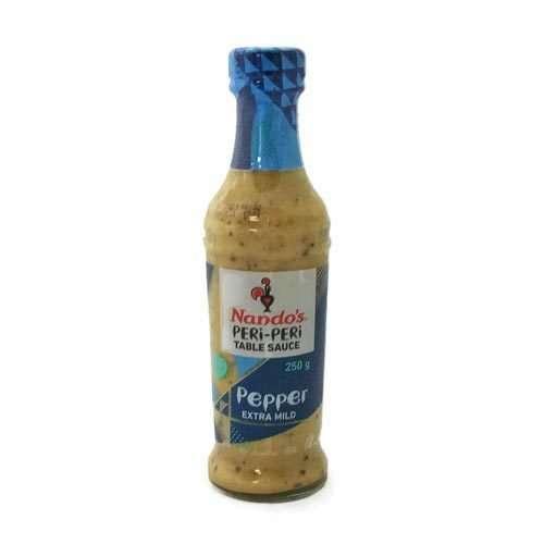 Nando's Sauce Pepper 250ml bottle