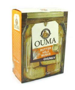 Ouma Buttermilk Chunky Rusks