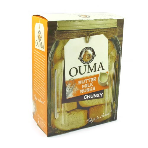 Ouma Buttermilk Chunky Rusks