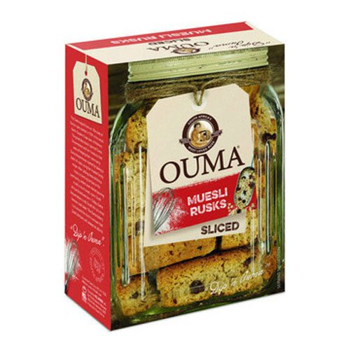 Ouma Muesli Sliced Rusks