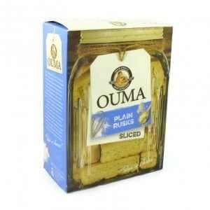 Ouma Sliced Rusks Plain
