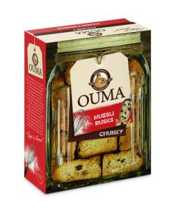 Ouma Muesli Chunky Rusks