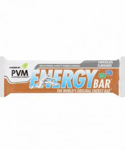 PVM Energy Bar Chocolate 45g bar