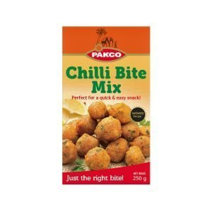 Pakco Chilli Bite Mix 250g box