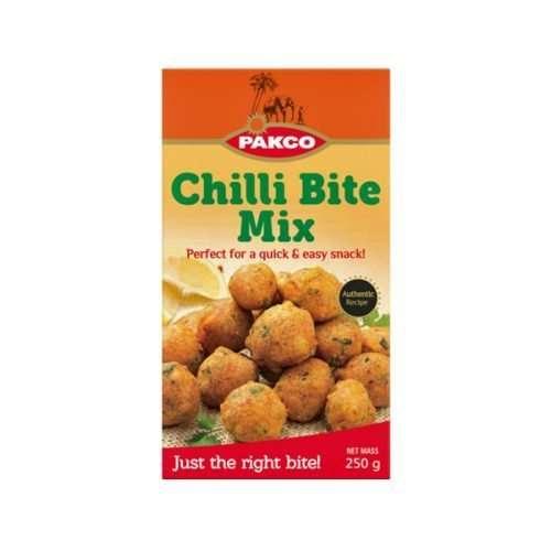 Pakco Chilli Bite Mix 250g box