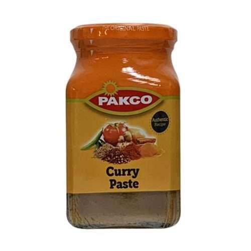 Pakco Curry paste 430g jar