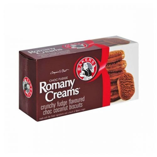 Bakers Romany Creams - Choc Fudge 200g pack