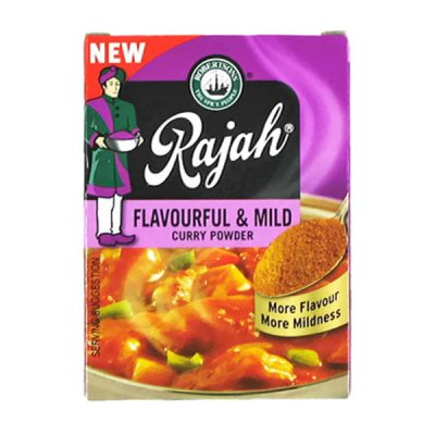 Rajah Curry powder Flavourful & Mild 100g pack