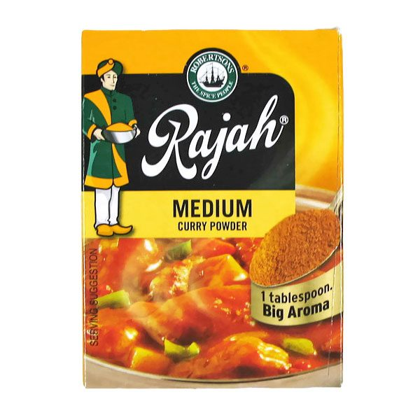 Rajah Curry Powder Medium 100g pack