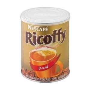 Nescafe Ricoffy Decaf Coffee 250g