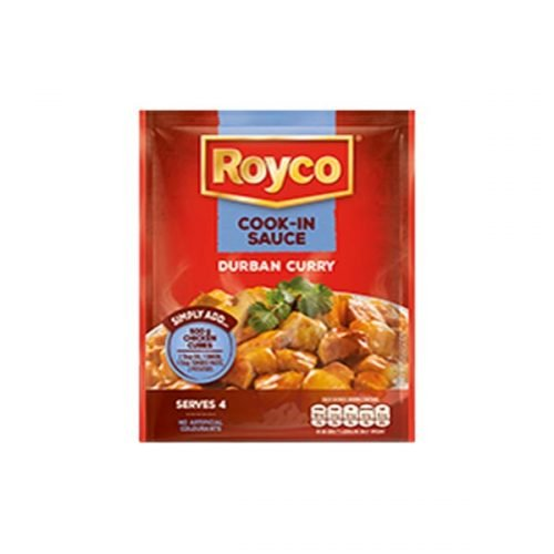 Royco Cook in Sauce Durban Curry 38g sachet