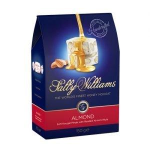 Sally Williams Nougat Almond 150g