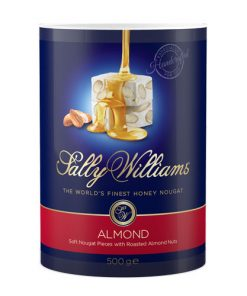 Sally Williams Nougat Almond 500g