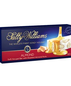 Sally Williams Nougat Almond 50g bar