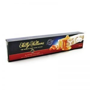 Sally Williams Nougat Almond 110g