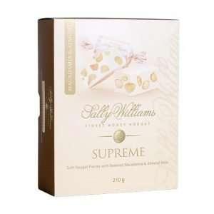 Sally Williams Supreme Macadamia & Almond 210g