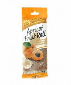 Safari Fruit Roll Apricot 80g