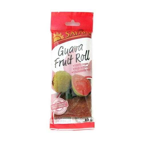 Safari Fruit Roll Guava 80g