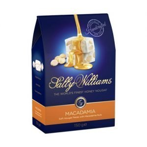 Sally Williams Nougat Macadamia 150g