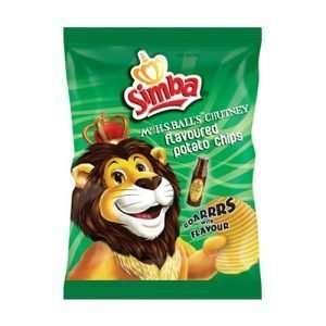 Simba Crisps Mrs Balls Chutney 125g