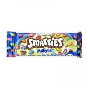 Nestle Milky Bar with Smarties 80g