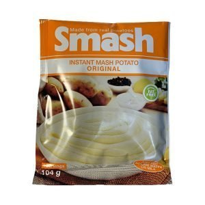Smash Instant Mash Potato Original 104g pack