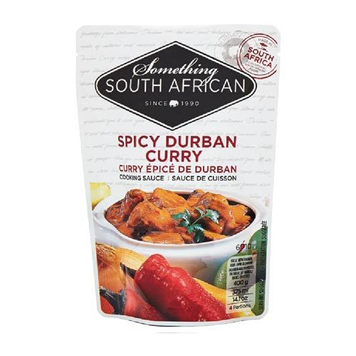 Something South African - Spicy Durban Curry