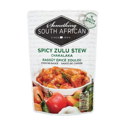 Something South African - Spicy Zulu Stew