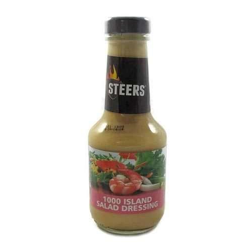 Steers Salad Dressing 1000 Island 375ml bottle