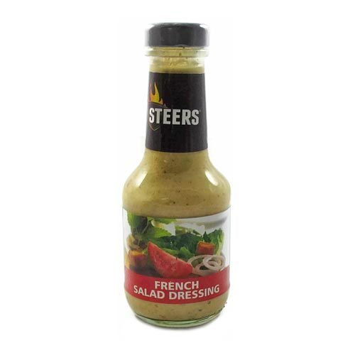 Steers Salad Dressing French 375ml bottle